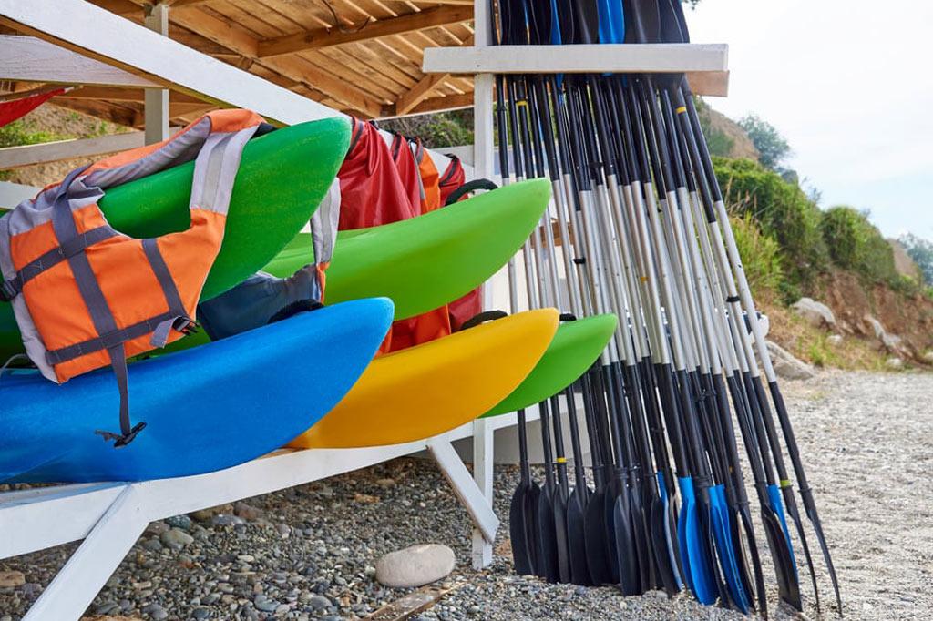 How to Protect & Winterize Your Kayak, Raft & Other Seasonal Equipment