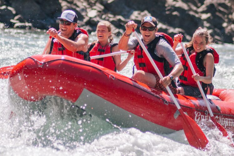 How to make Whitewater Rafting Safe for the Entire Family